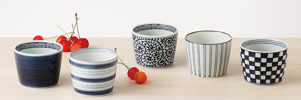 Fournisseur de tasses japonaises